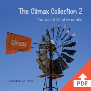 the secret life of windmills book