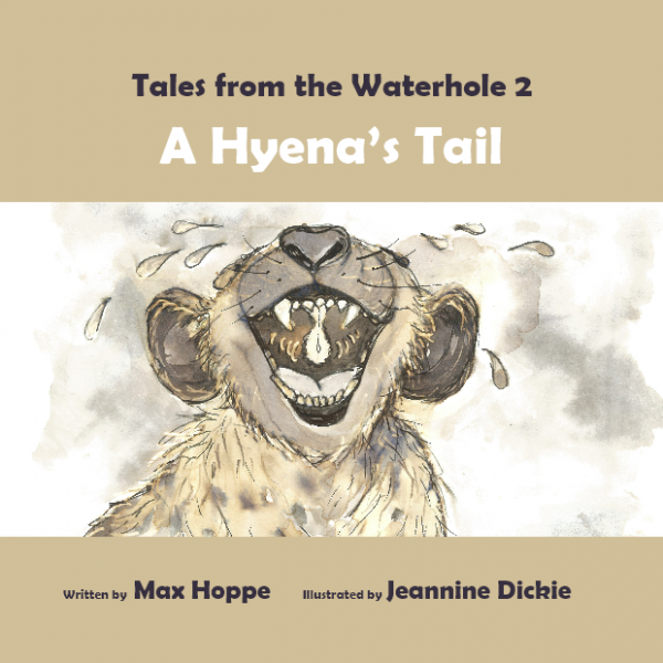 A Hyena's Tale Book Cover