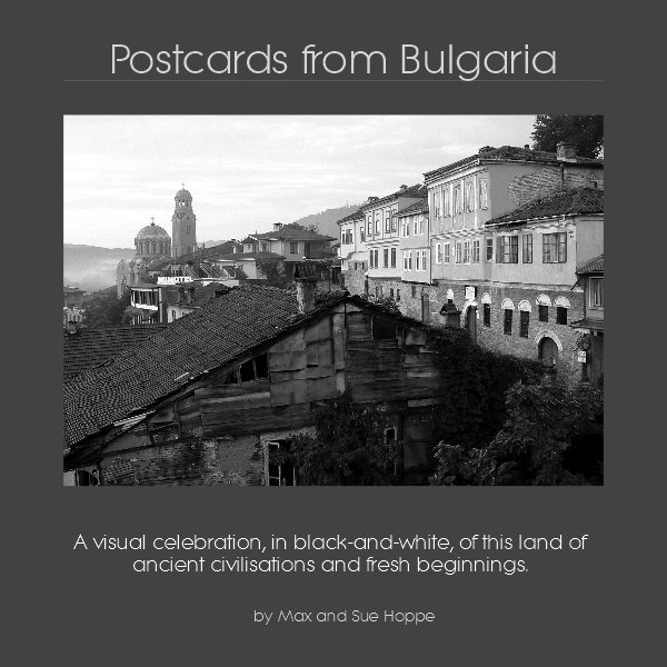Bulgaria Book Front Cover