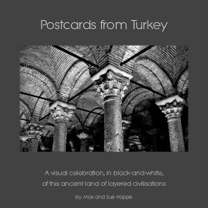 Postcard From Turkey cover